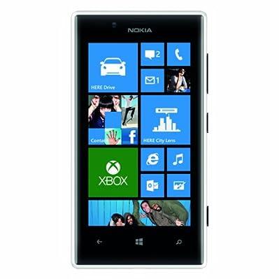 Nokia smartp. 4.3''1ghz ram512mb 8gb 6.7mp bianco