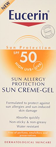 Eucerin Sun Allergy Protection Crème-Gel SPF50 150ml