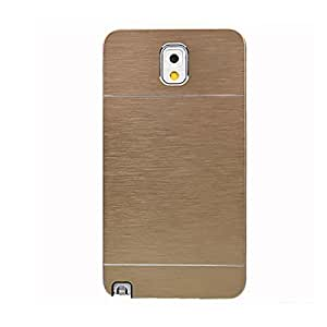 Generic Back Cover Dir6065 For Samsung Note 3 (Golden)