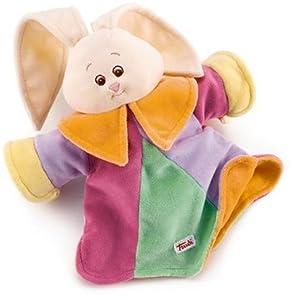 Trudi 28208 - Marioneta de Mano con Forma de Conejo