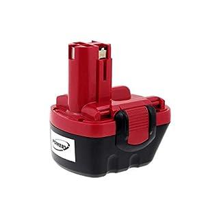 akku-net Akku für Bosch Typ 2607335273 NiMH O-Pack, 12V, 2000mAh passend für GSR12-2,GSB 12-VE-2