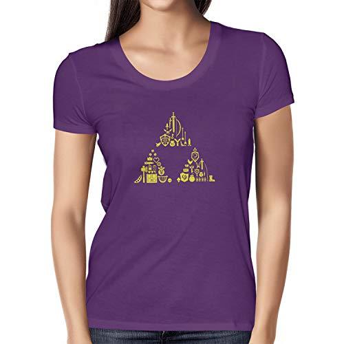 Texlab Link's Stuff - Damen T-Shirt, Größe XL, ()