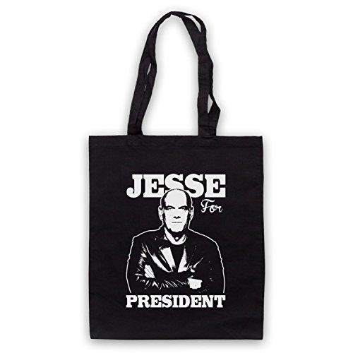 Jesse Ventura For President Umhangetaschen Schwarz