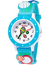 Kidzo Analogue Girls' Watch (Dial Multicolour Strap)