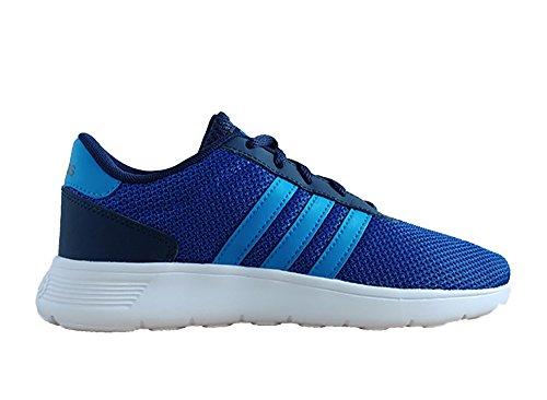adidas Unisex-Kinder Lite Racer Gymnastikschuhe, Blau (Collegiate Navy/Solar Blue2 S14/Collegiate Royal), 30 EU