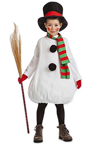 Imagen de disfraz muñeco de nieves talla 3 4