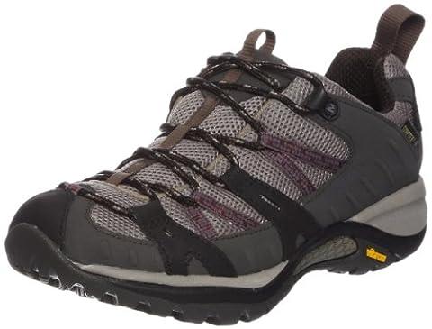 Merrell Siren Sport, Women's Lace-Up Hiking Shoes - Dark Grey,