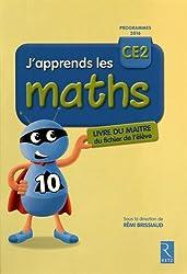 J'apprends les maths CE2 - Programmes 2016