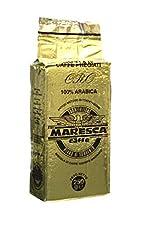 Idea Regalo - Caffè Maresca: il gusto della differenza.Miscela oro 100% arabica. 4 confezioni da 250 gr
