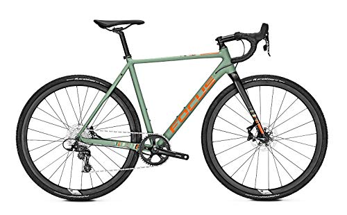 Focus Mares 6.9 Cyclocross Bike 2019 (L/56cm, Mineral Green)