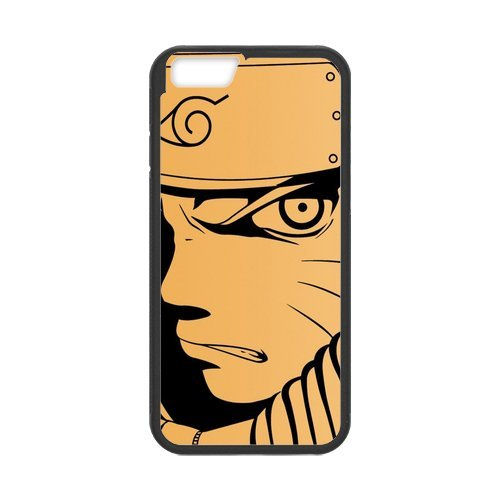"Anime Naruto en silicone TPU pour Apple iPhone 6S (4,7 ""inch), iPhone 6S Coque de protection rigide Case Cover, iPhone 6 (4,7 pouces), beau design Coque de protection pour Apple iPhone"