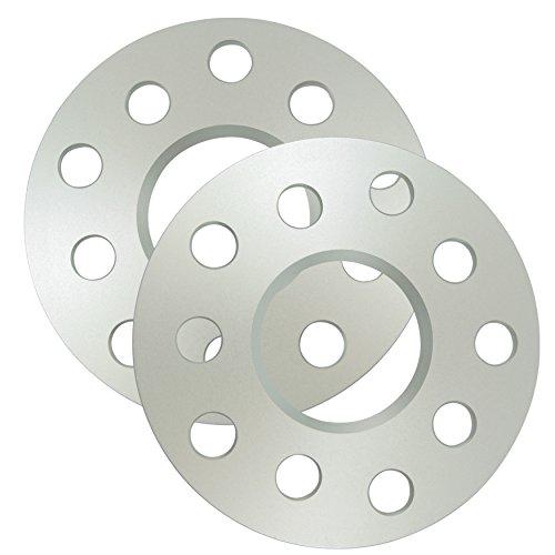SilverLine by RSC Spurverbreiterung HA 10mm Achse/ 5mm Seite LK: 5x112 66,6 - 20610213_4251535802218
