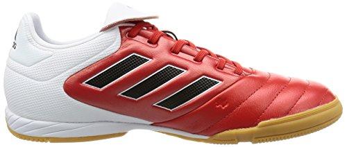 adidas Herren Copa 17.3 in Für Fußballtrainingsschuhe Braun (Rojo/negbas/ftwbla)