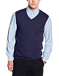 United Colors of Benetton Kitted waistcoat - Veste De Tailleur - Sans Manche - Homme