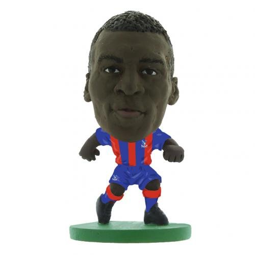 SoccerStarz SOC1127 Crystal Palace Christian Benteke Classic Home Kit