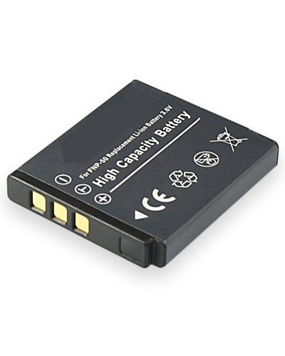 cellePhone Akku Li-Ion kompatibel zu Fuji NP-50 / Pentax D-LI68 / Kodak Klic-7004