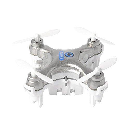 Cheerson CX-10W 2.4G 4CH 6 Achse iOS / Android App Wifi-Fernbedienung RC FPV Echtzeit Video Mini Quadcopter Hubschrauber Drone UFO mit 0.3MP HD Kamera RC196 - 5