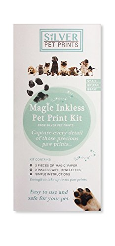 Dog gifts, Cat gifts - Pet Paw Print Kit 1