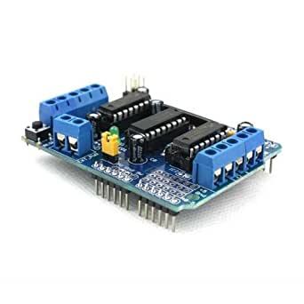 Simple Labs SLAEX039 L293D Motor Shield for Arduino