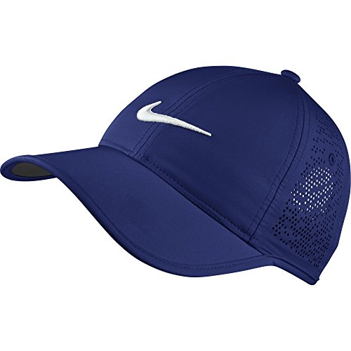 Nike Damen Golfkappe Performance, dunkelblau, One Size, 742707-010 (Golf Cap Klassisches)