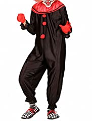 Idea Regalo - WIDMANN - Killer Clown Costume, in Taglia M