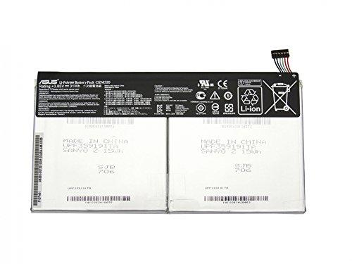 Batterie originale pour Asus T100TA-1A / T100TA-1K / T100TA-1R / T100TAF-1A / T100TAF-1K / T100TAF-1R / T100TAM-2B / T100TAM-2G / T100TAR-1K / T100TC-1K / T101TA-1K / Transformer Book T100TA, Book T100TAF, Book T100TAM, Book T100TC, Book T101TA