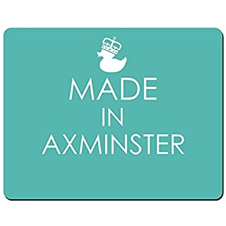 Made in Axminster - PREMIUM Mauspad (5 Dick)