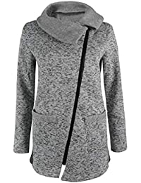 MORCHAN❤Femme Hiver Manteau Veste à Capuche Hoodie Sport Sweat Shirt Casual Sweatshirt Jumper Sport Hauts Tops Pullover Blouse Blouson