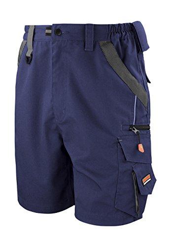 Result Ergebnis R311X Technische Shorts XXL Marineblau/Schwarz