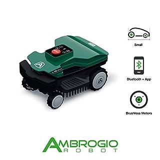 Ambrogio Robot Zucchetti Ambrogio L15 Deluxe Lawnmower 600 sqm