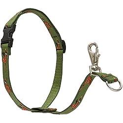 lupinepet Originals 3/10,2cm Keine Pull Hundegeschirr 40,6–66cm für Kleine bis mittelgroße Hunde