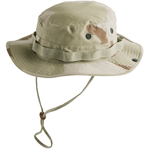 Helikon GI Boonie Hat 3-Color Desert Taille S (7)
