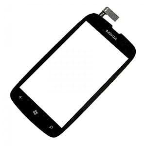 Nokia Lumia 610 Original Touch Digitizer Replacement - Black