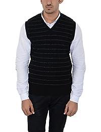 aarbee Men's Woolen Reversible Sweater