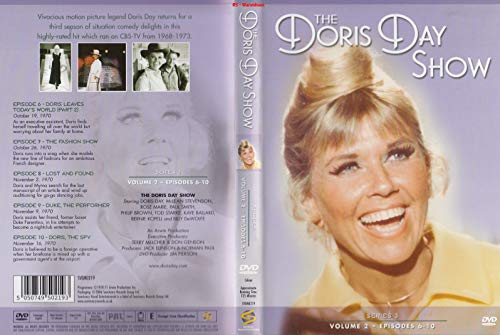 The Doris Day Show - Season 3 Episodes 6 - 10