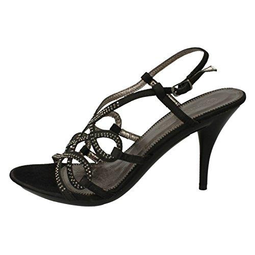 Spot On , Sandales pour femme Noir - noir
