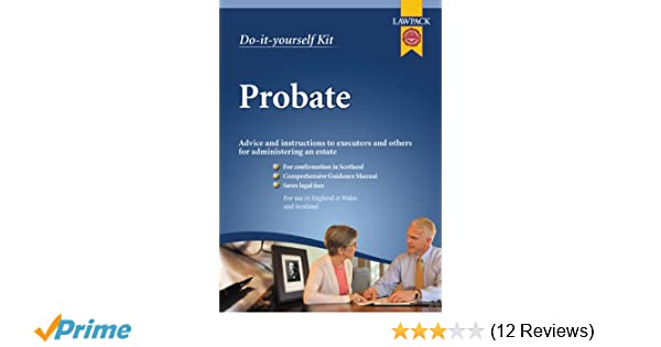 Probate kit do it yourself kit amazon kings court probate kit do it yourself kit amazon kings court 9781907765513 books solutioingenieria Choice Image