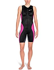 SKINS TRI 400 Womens Skinsuit w Front Zip