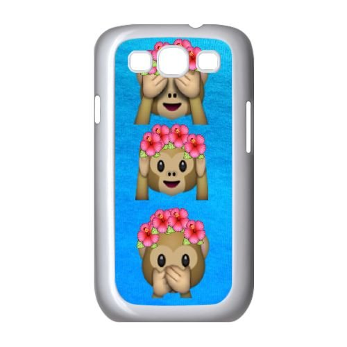 Customized Phone Case for Samsung Galaxy S3 I9300,diy Chinese Cute Monkey Case ()