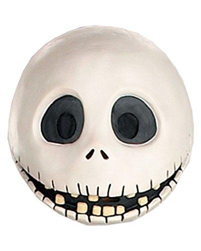 llington Maske aus Night Before Christmas (Jack Skelett Maske)