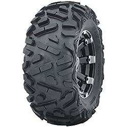 Pneu Wanda Tyre 25 x 10-12 - P-350 ATV - Pneu de quad - Pneus tout-terrain avec homologation routière 50N