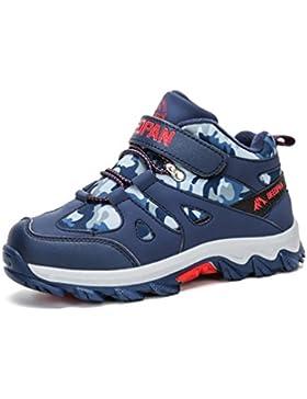 Zapatos de Algodón Zapatillas de Trekking Senderismo Botas Mountain impermeable Outdoor de botas Botas de nieve...