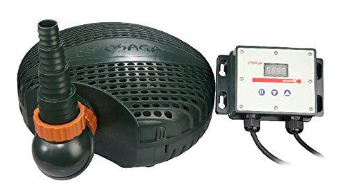 Osaga OGM vertes de Minna Vari omatix 10000 VX Pompe de bassin 5000 jusqu'à 10000 l/h