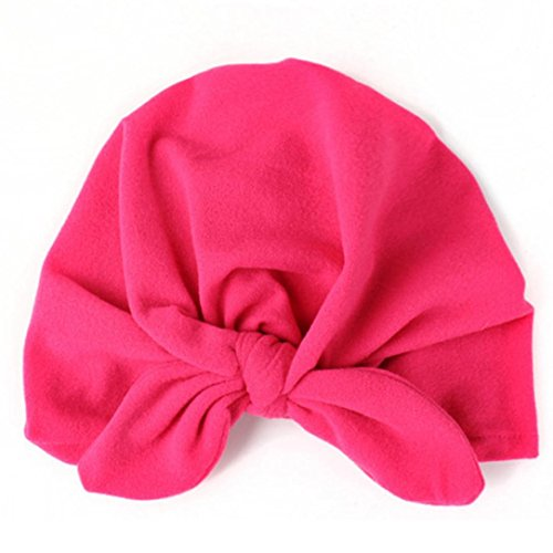 Baby Hats, Dorame Toddler Kids Boy Girl Bowknot Hat Lovely Soft Hat