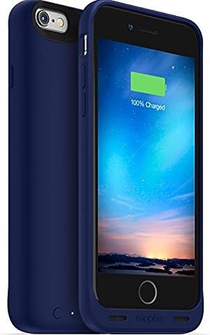 Mophie Juice Pack Reserve Coque Batterie pour iPhone 6/6S Bleu