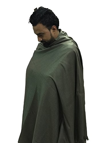 Dhariwal Grahlaxmi Men's Wool Blend Hot lohi (250 x137cm)