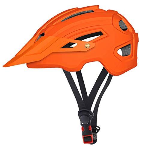 IAMZHL 2020 Fahrradradhelm MTB Rennradhelm Integral geformte Fahrradhelm Fahrradkappe-P-TK-0802