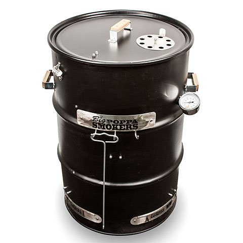 Big Poppa Smokers BPS Drum Smoker Kit � Gifts