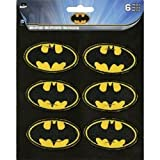 Bulk Buy : C & D Visionnaire (3-Pack) DC Comics Patch Batman Insignia 2 in. X 1 en. 6/Pkg P-dc6-108