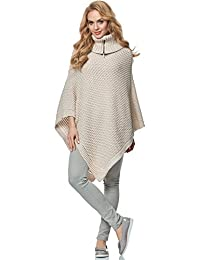 Merry Style Poncho para Mujer MSSE0020